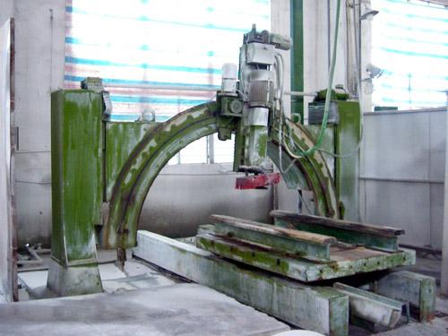 DC003弧形粗磨機